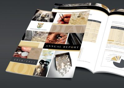 Diamontrade Annual Report